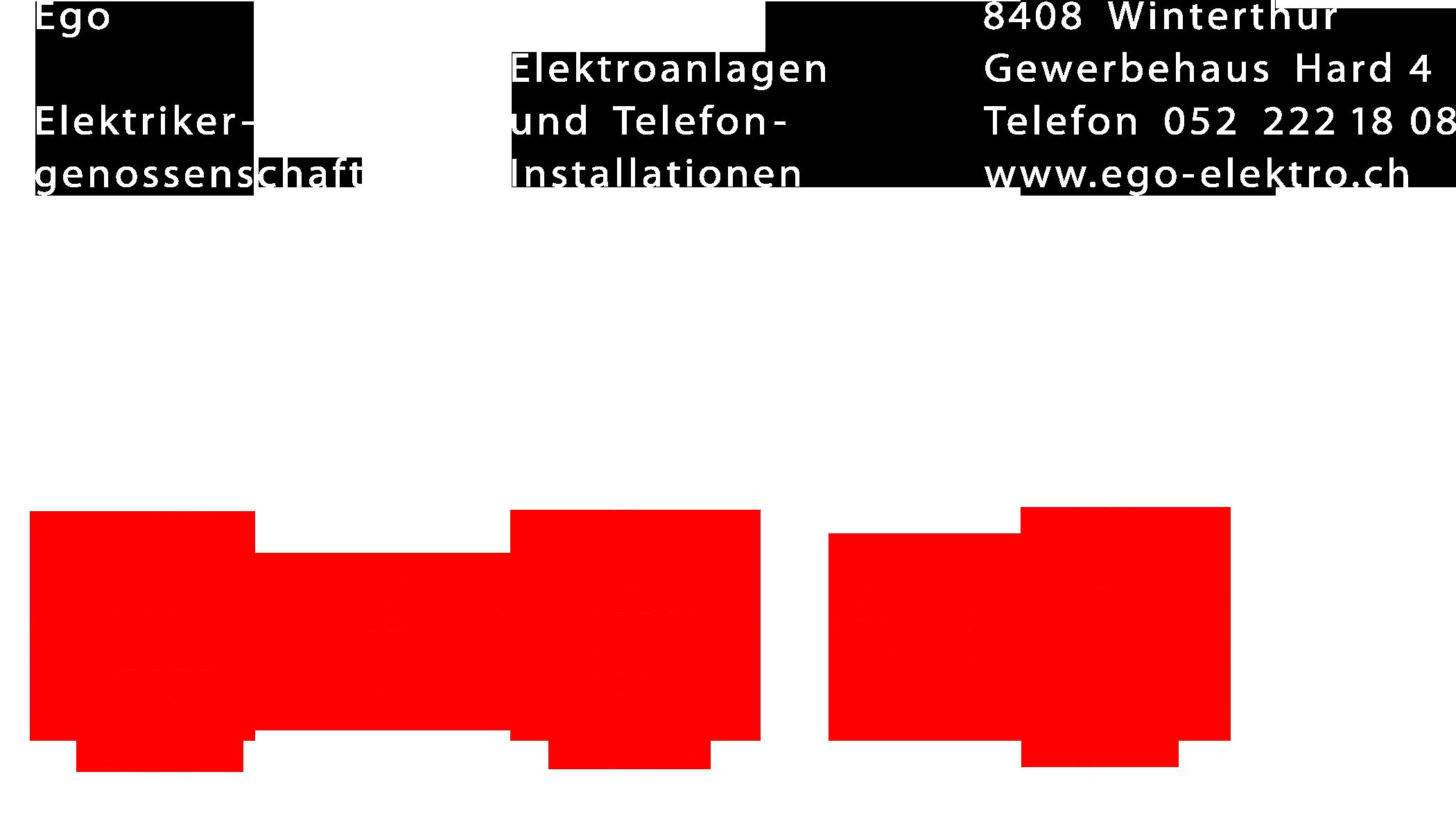 Elektriker Genossenschaft Elektroinstallateur Winterthur - Elektro - EGO